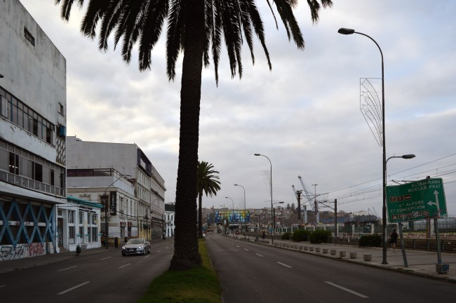 Avenida Errazuriz