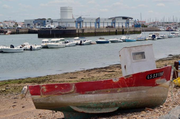 Harbour of Saint-Gilles-Croix-de-Vie