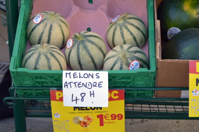 It's cantaloupe season! A local favourite