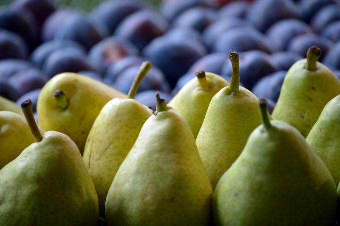 Fruits at Talensac Market