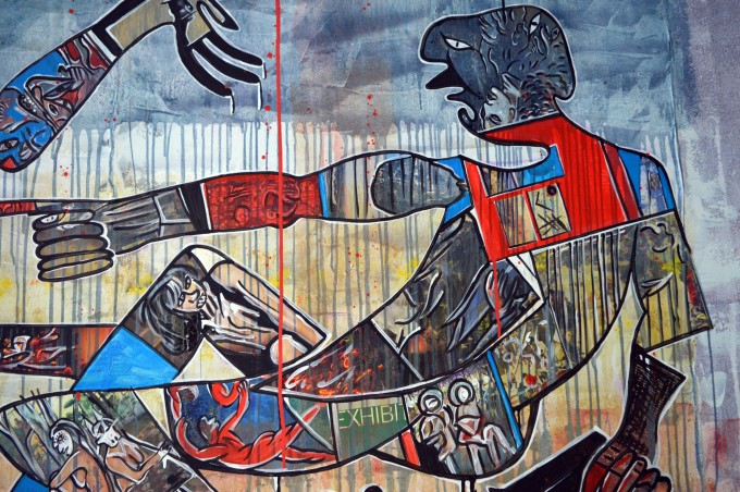 Grafikama (Service peinture), contemporary graphic creations from African artists