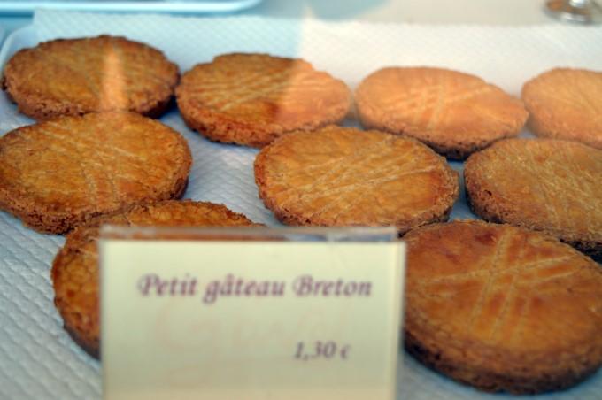 Breton galettes