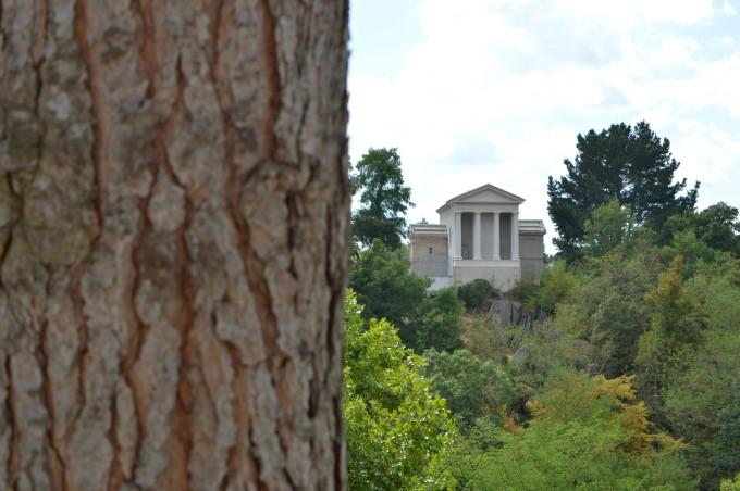 Le temple de l'Amitié