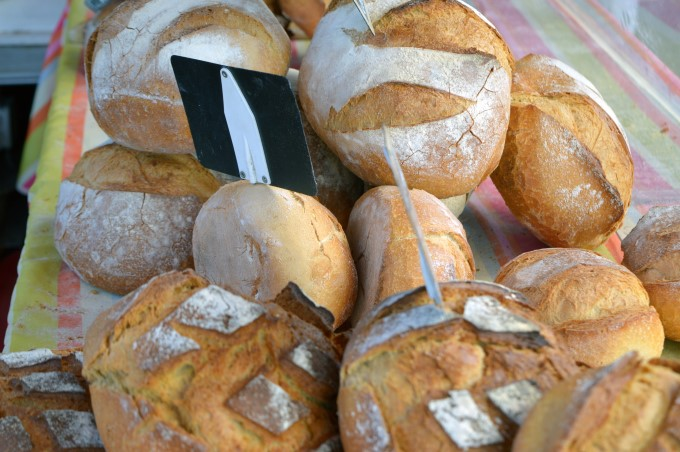 Bread at Tharon's Market