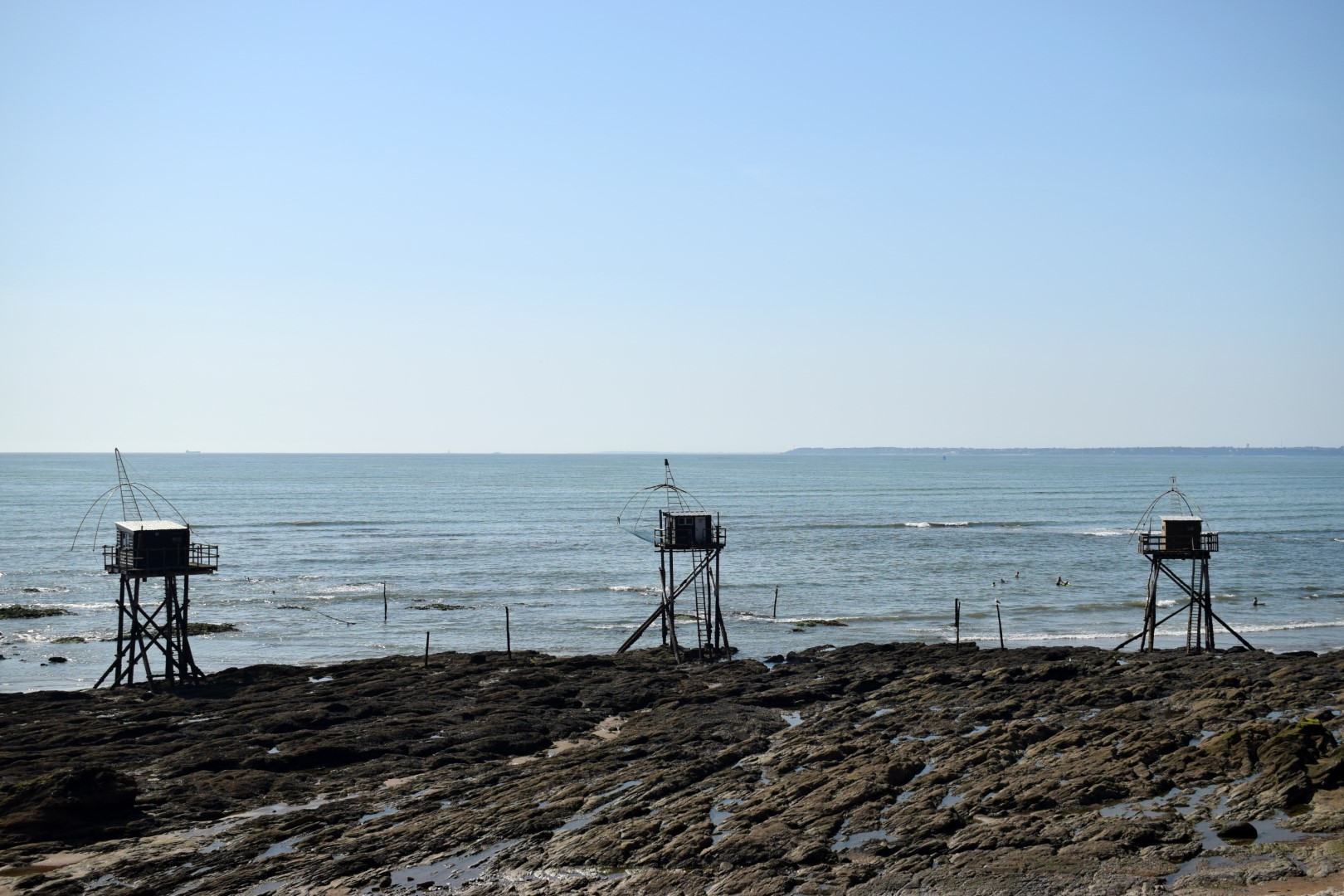 Saint-Michel beach
