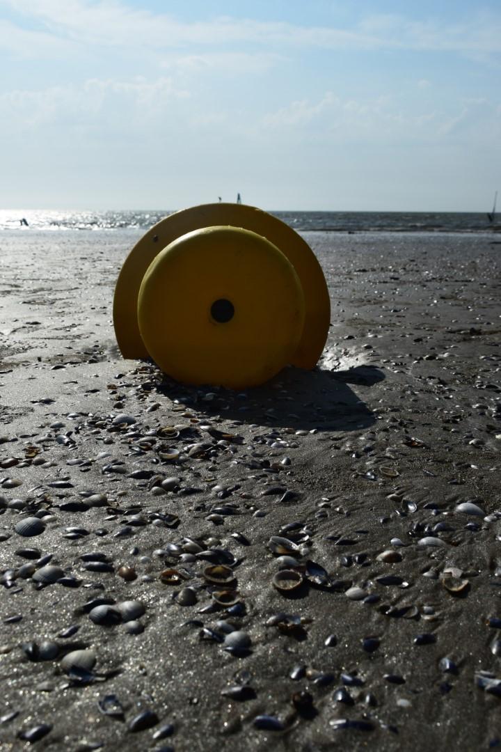 Tharon Plage beach