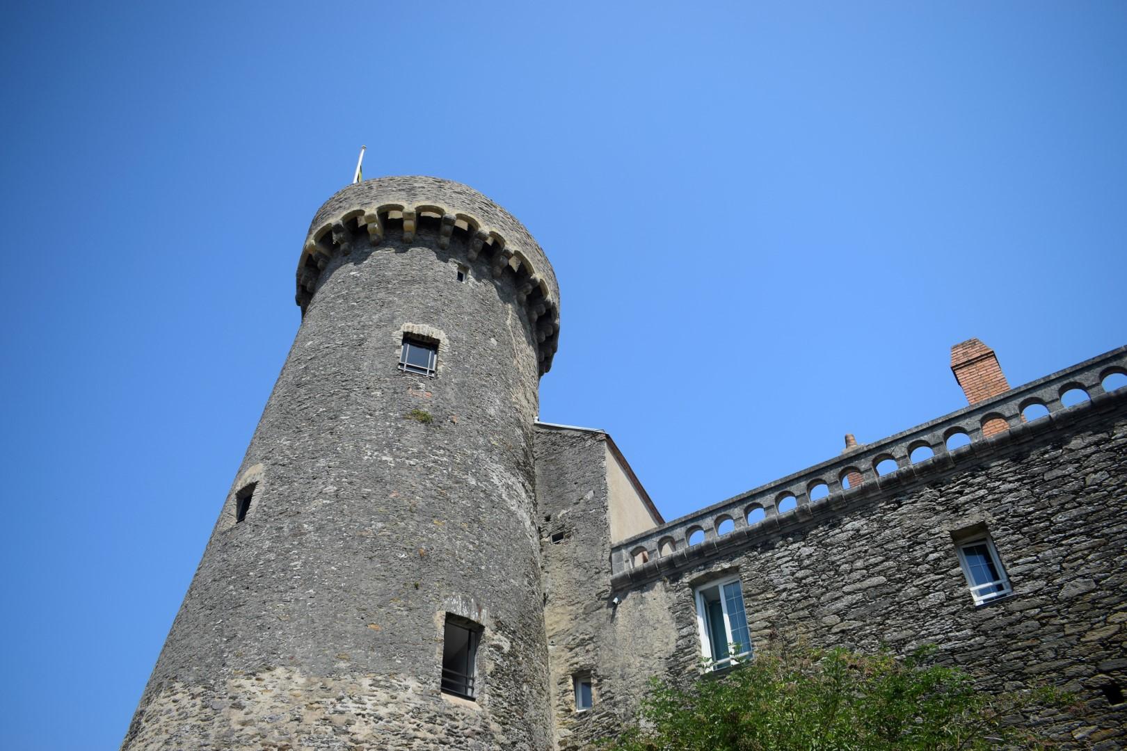 The Château de Pornic
