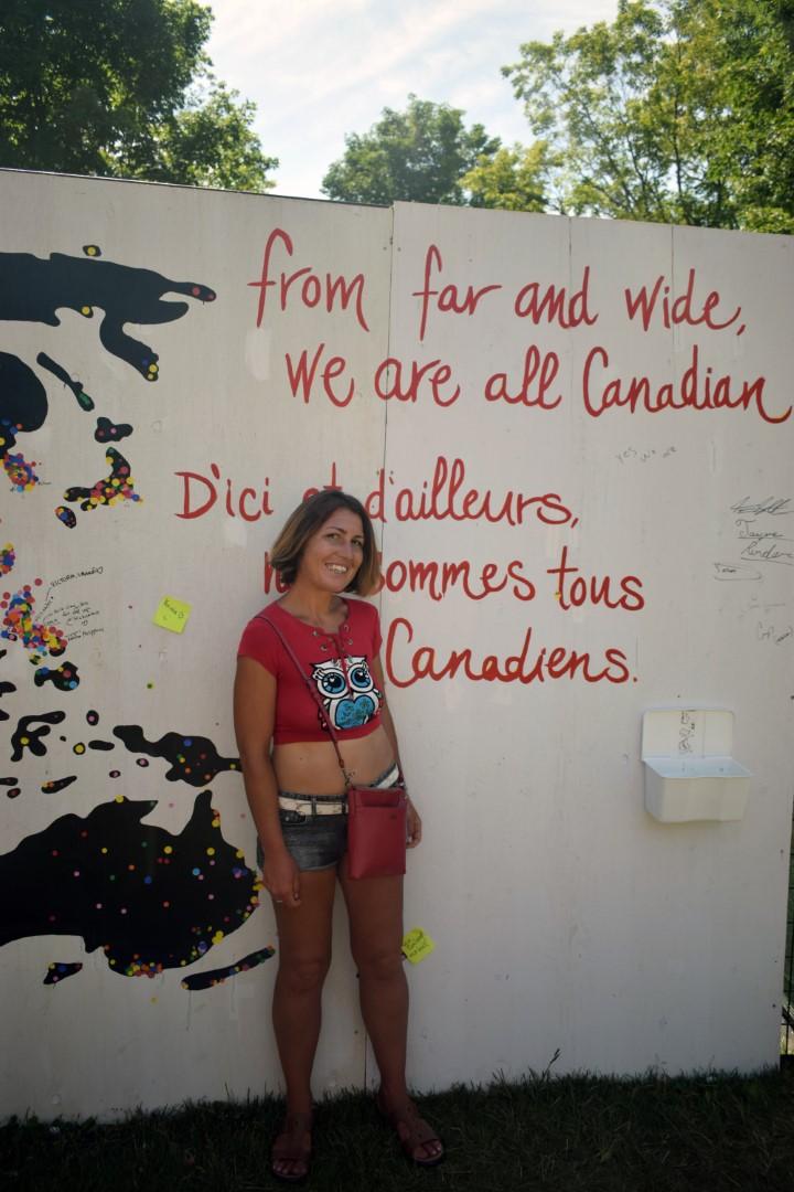 Canada Day, Downtown Ottawa, July 1 2019