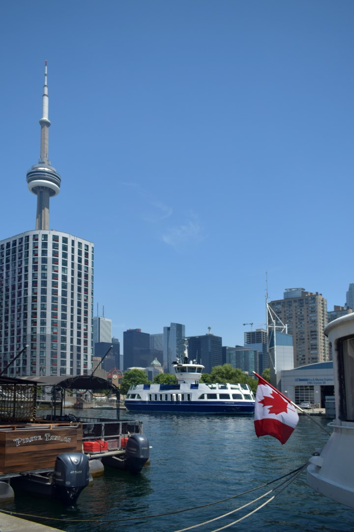 Waterfront, Toronto
