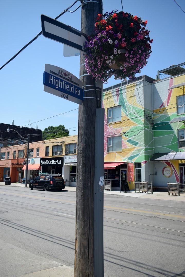 Gerrard India Bazaar, Leslieville, Toronto