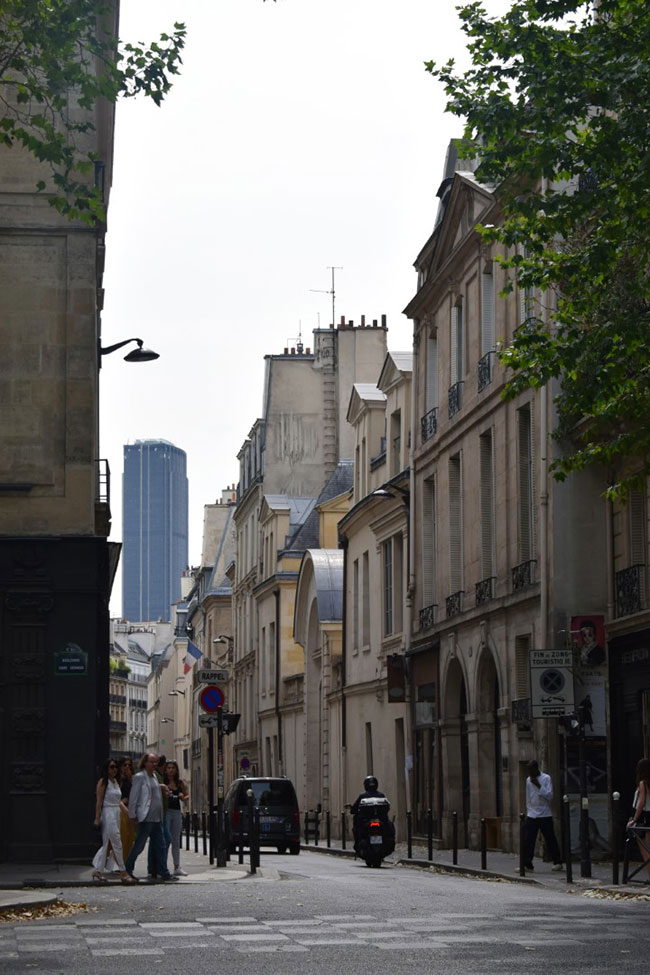 Around Montparnasse, Paris