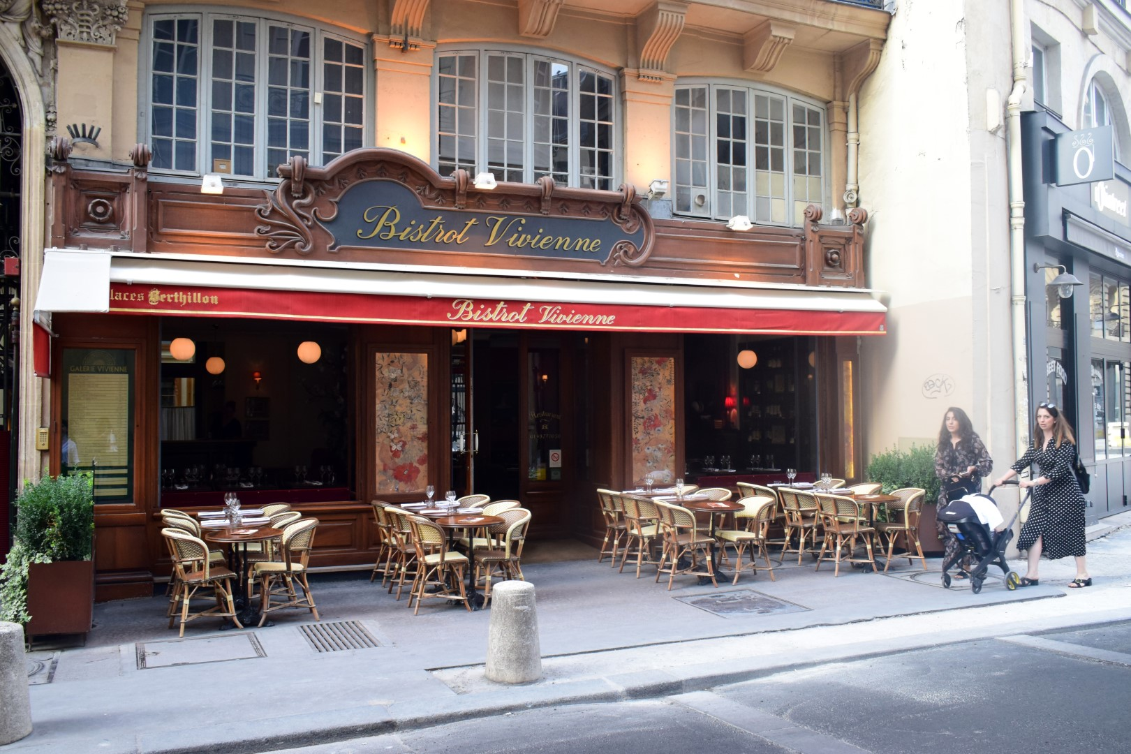Senoble, Rue des Petits Champs, Paris