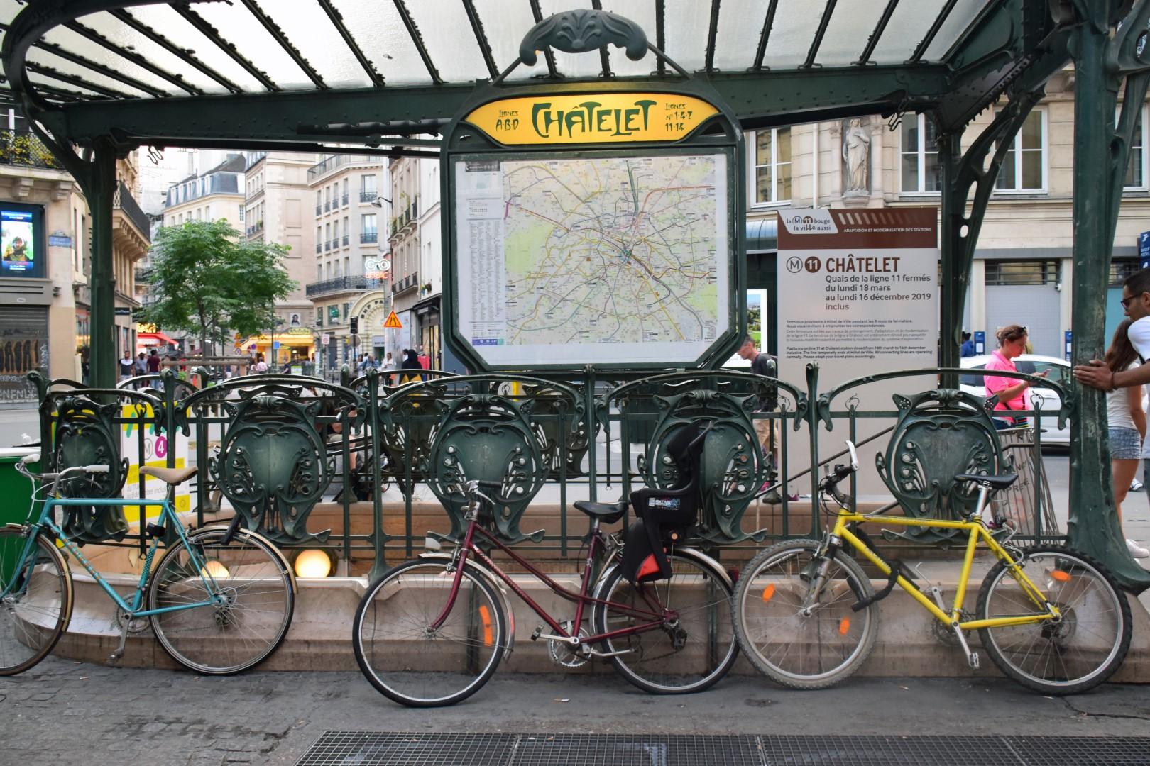Châtelet, Paris
