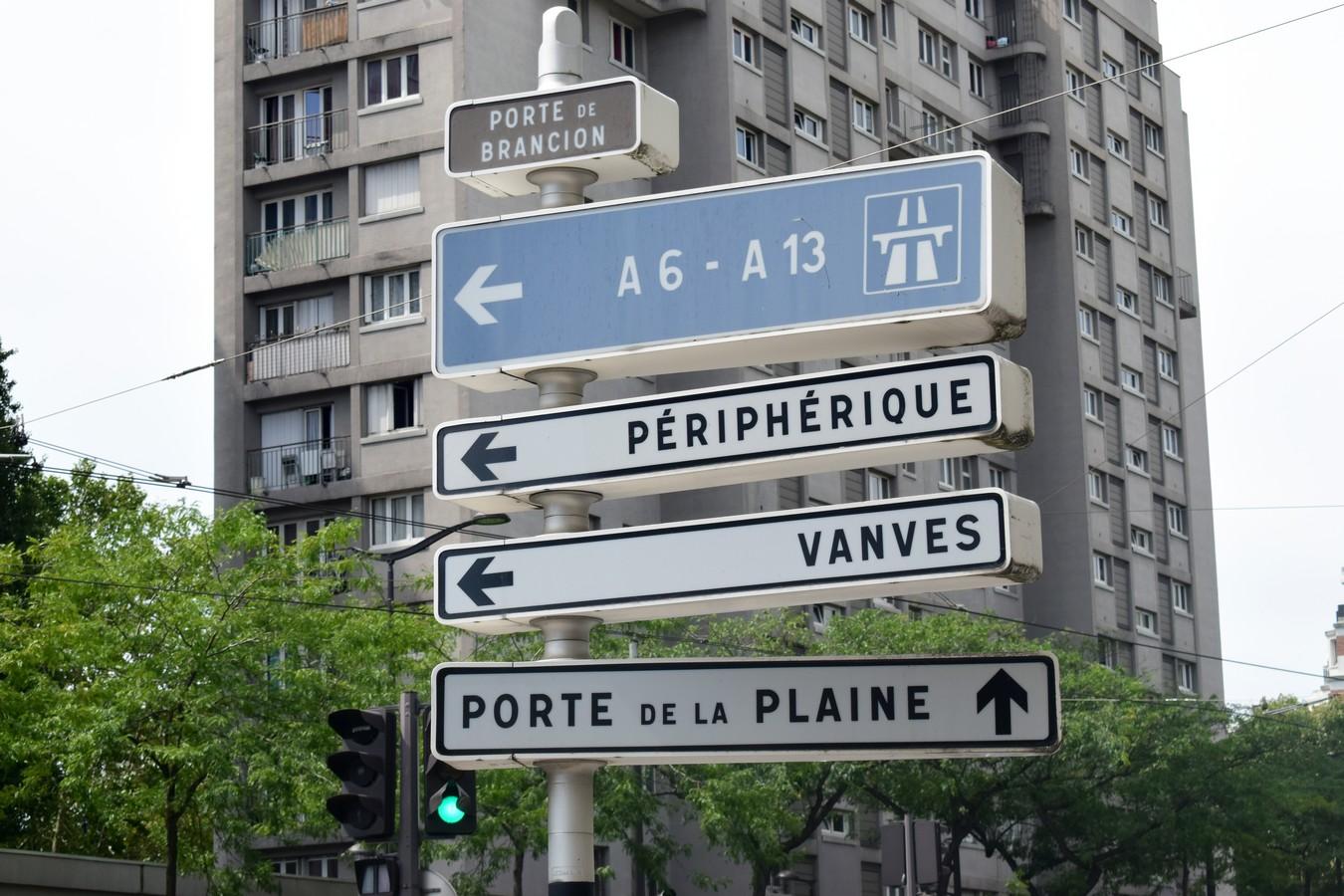 Rue Vercingétorix, Paris