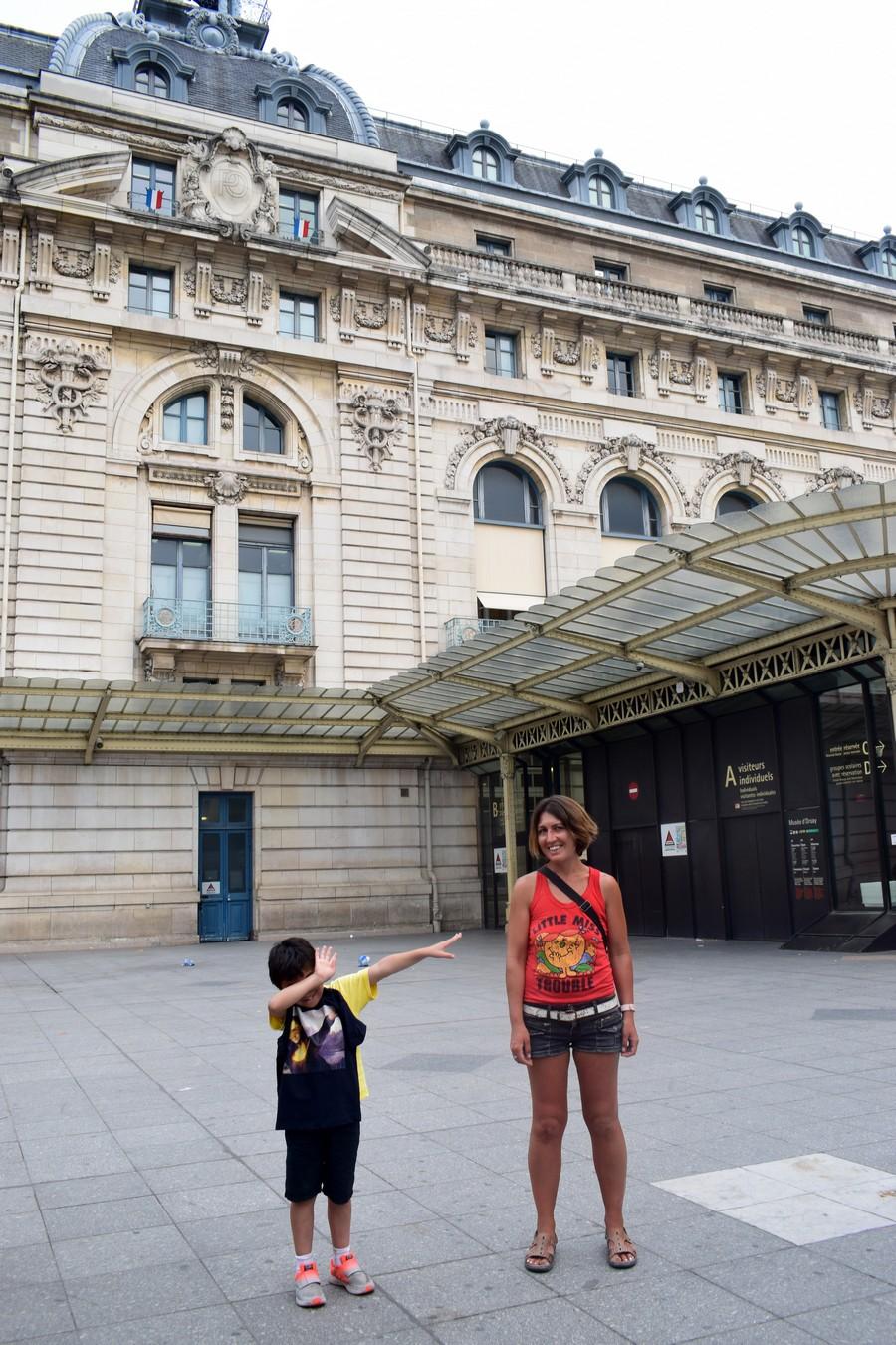 Musée d'Orsay, Rue de la Légion d'Honneur, Paris
