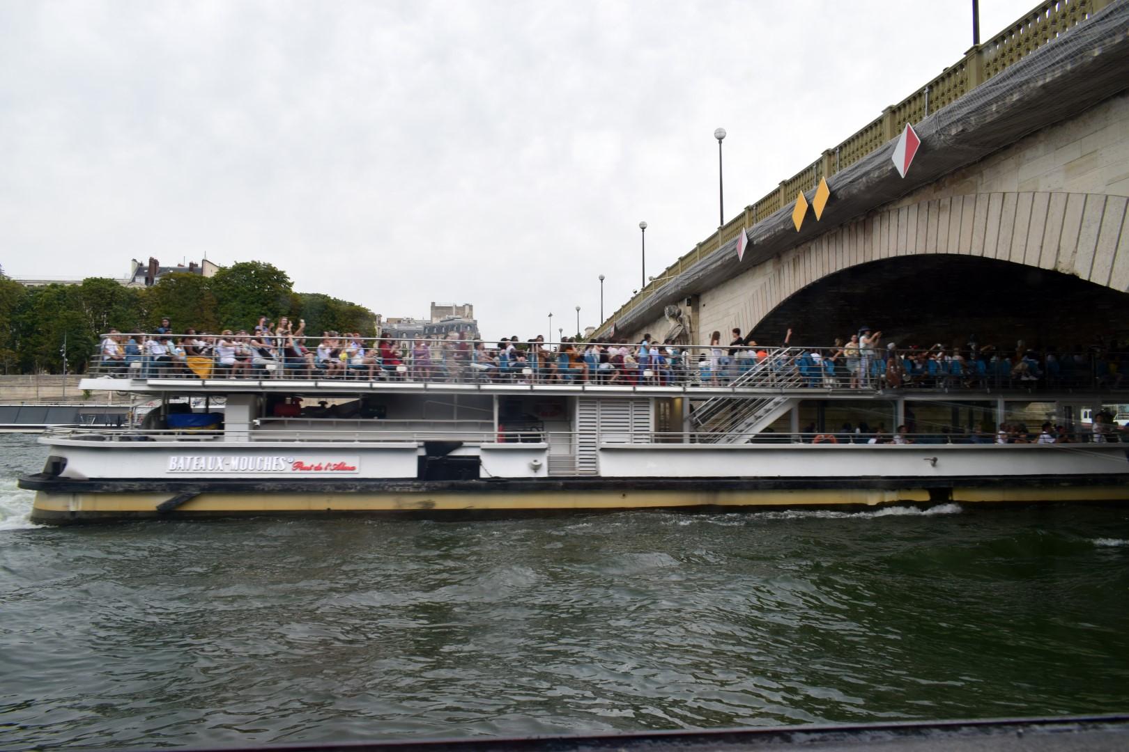 Pont des Invalides, Paris