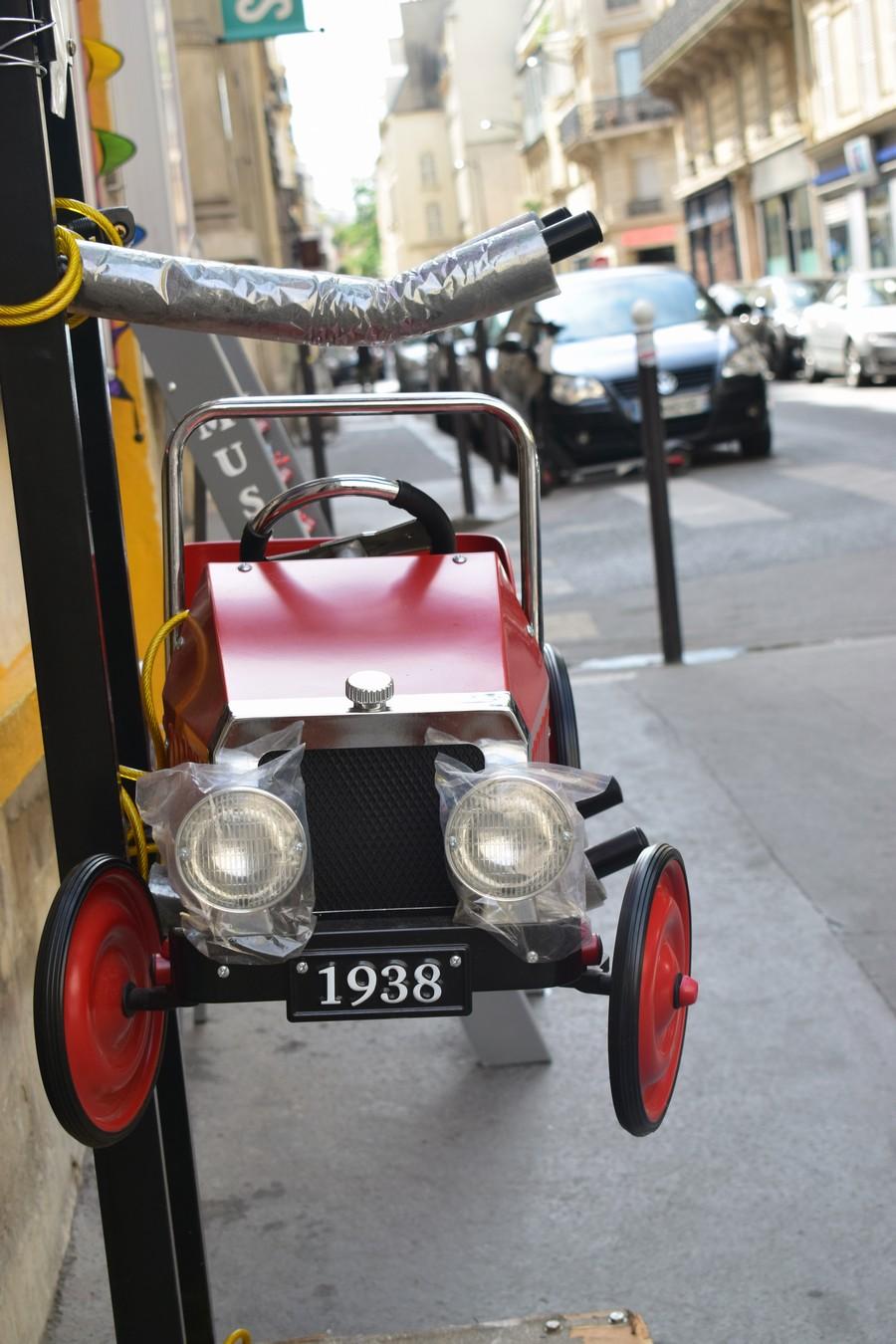 Rue de Rennes, Paris