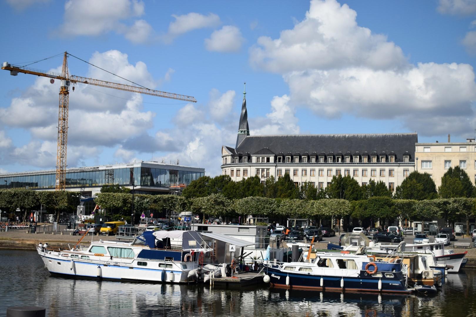 Erdre River, Nantes