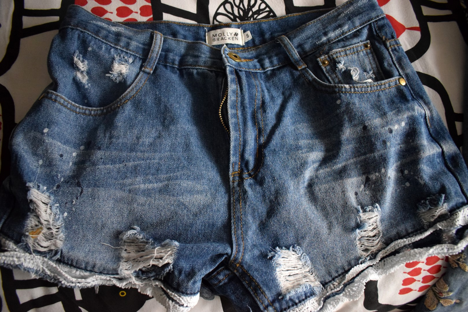 Molly Bracken shorts