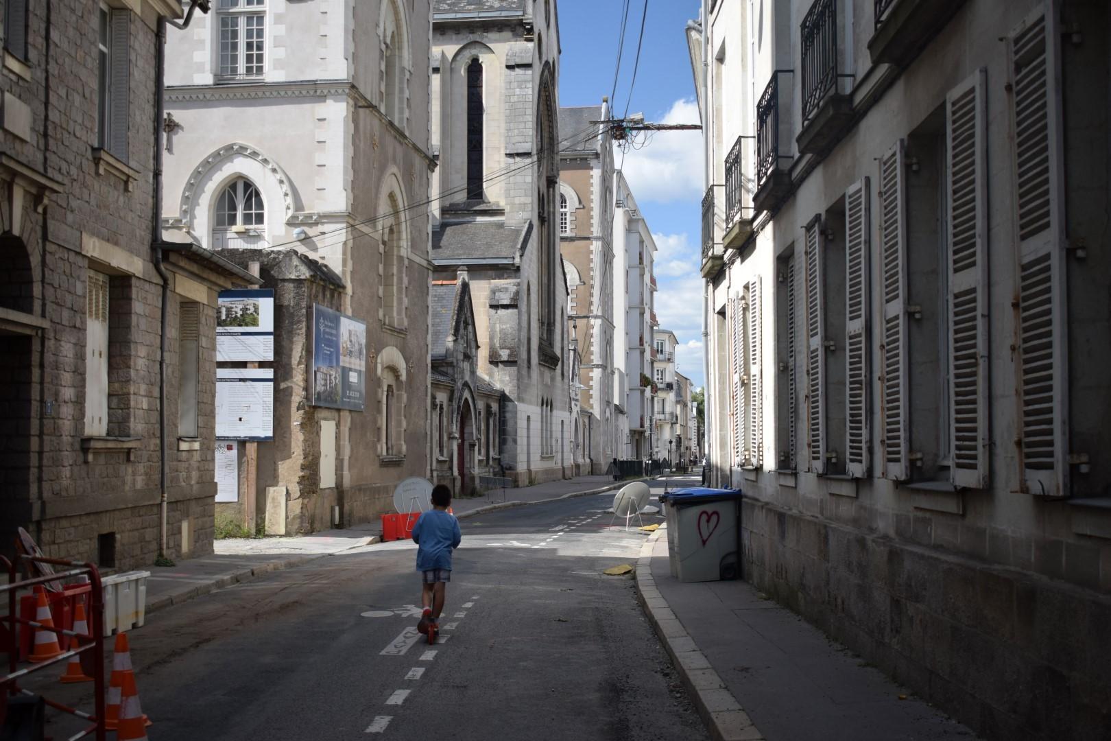 Procé area, Nantes