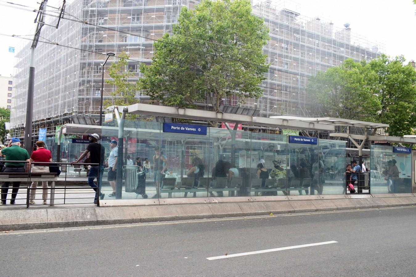 Porte de Vanves, Paris