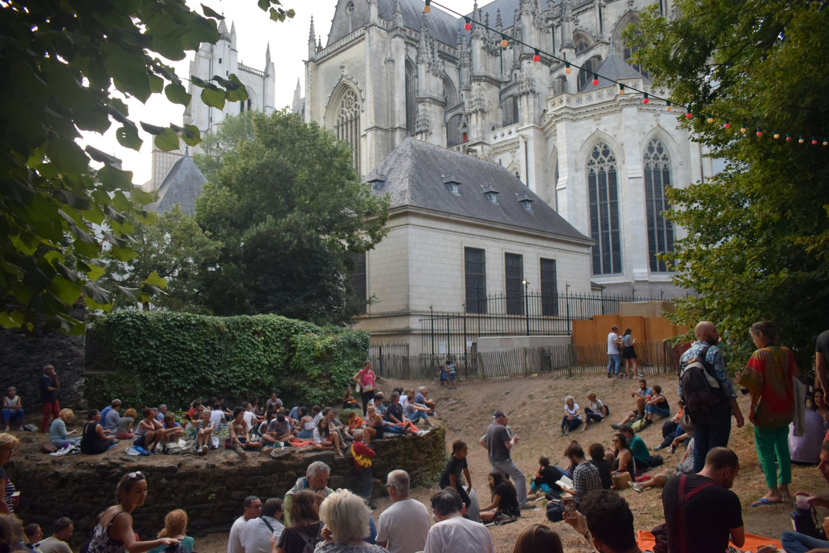 La Psalette, Nantes