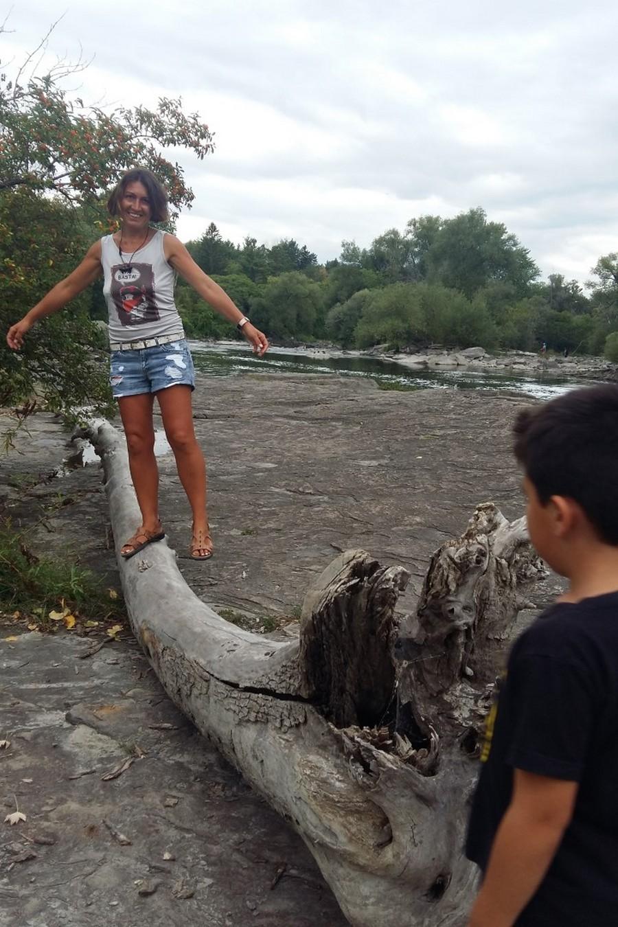 Hog's Back Falls, Ottawa