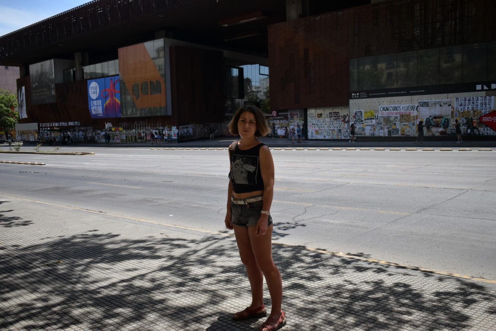 La Alameda, Santiago