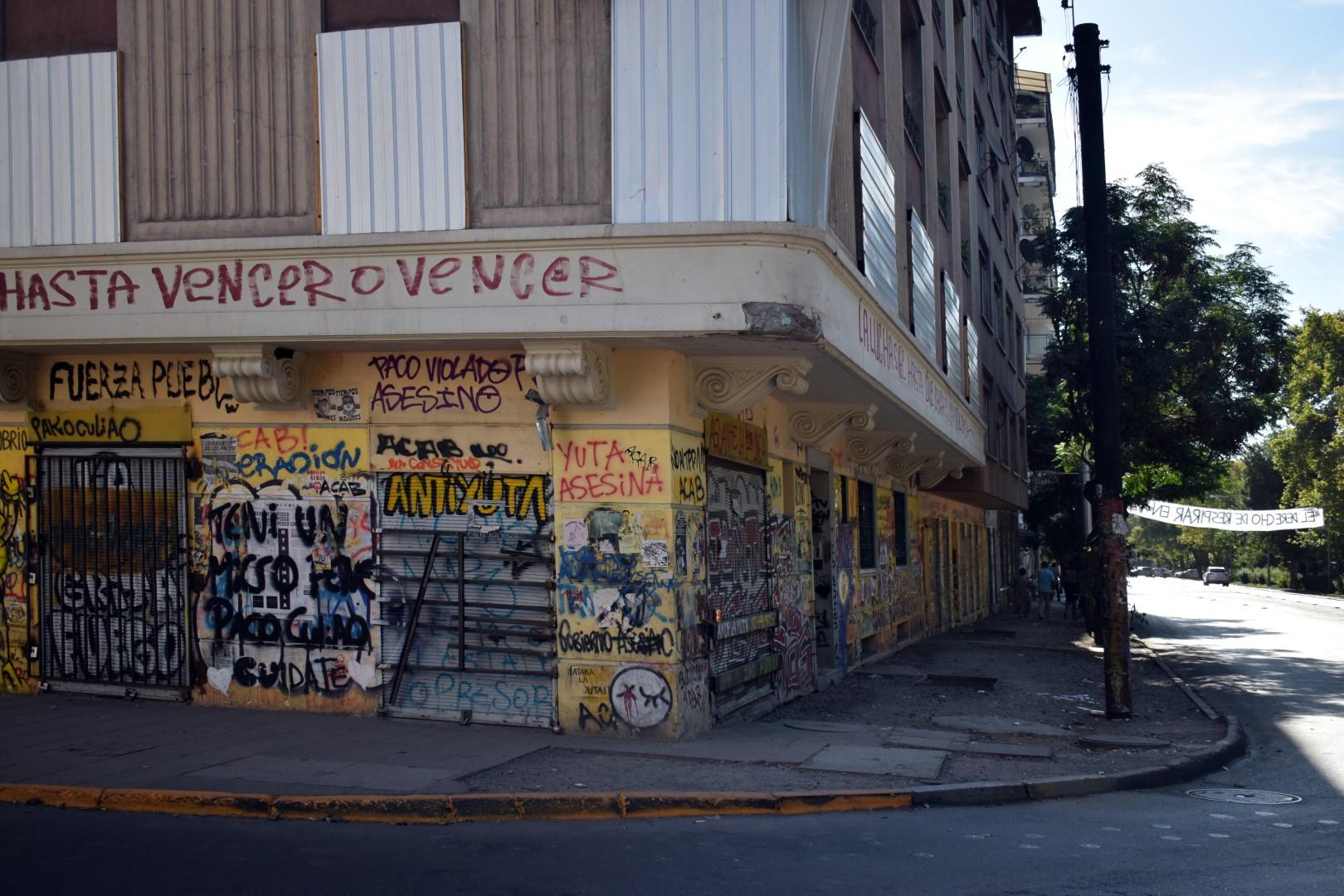 Santa Lucía, Santiago