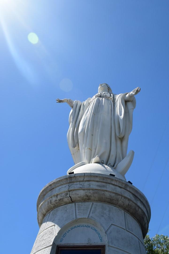 Santuario de la Inmaculada Concepción del Cerro San Cristóbal, Santiago