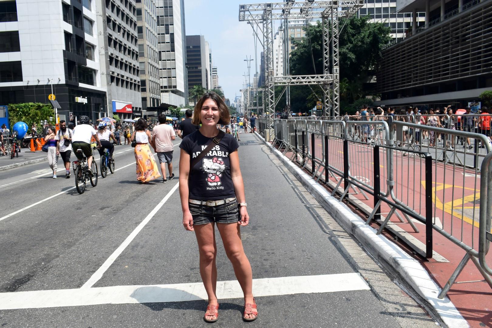 Avenida Paulista, São Paulo, Brazil