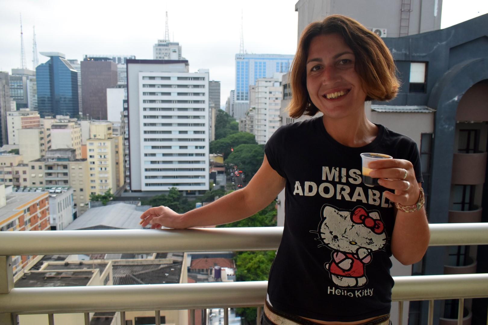 Brazilian coffee needed, São Paulo, Brazil