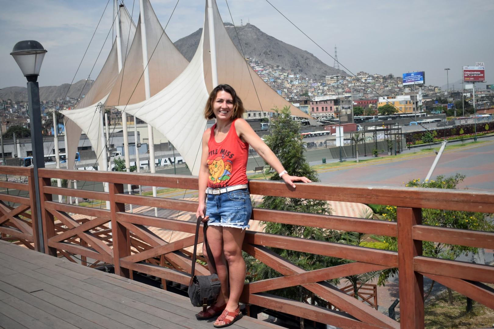 Parque de la Muralla, Cercado de Lima