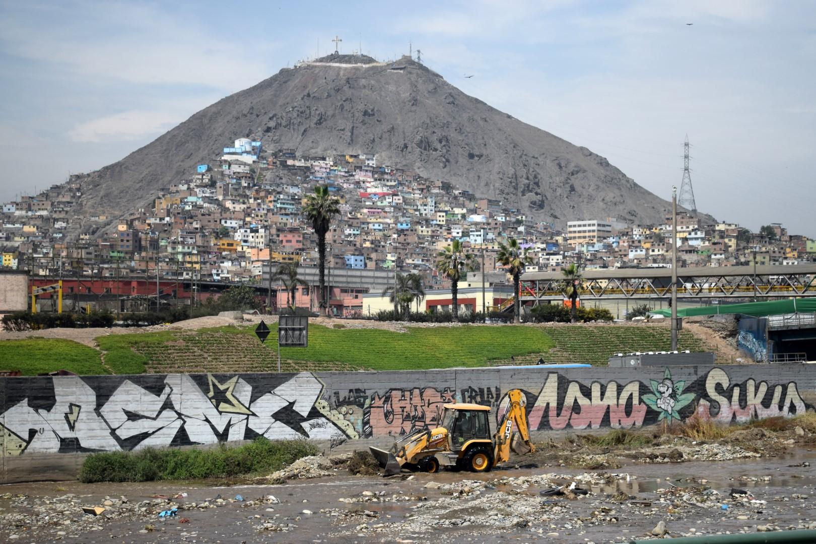Cerro San Cristóbal, Lima