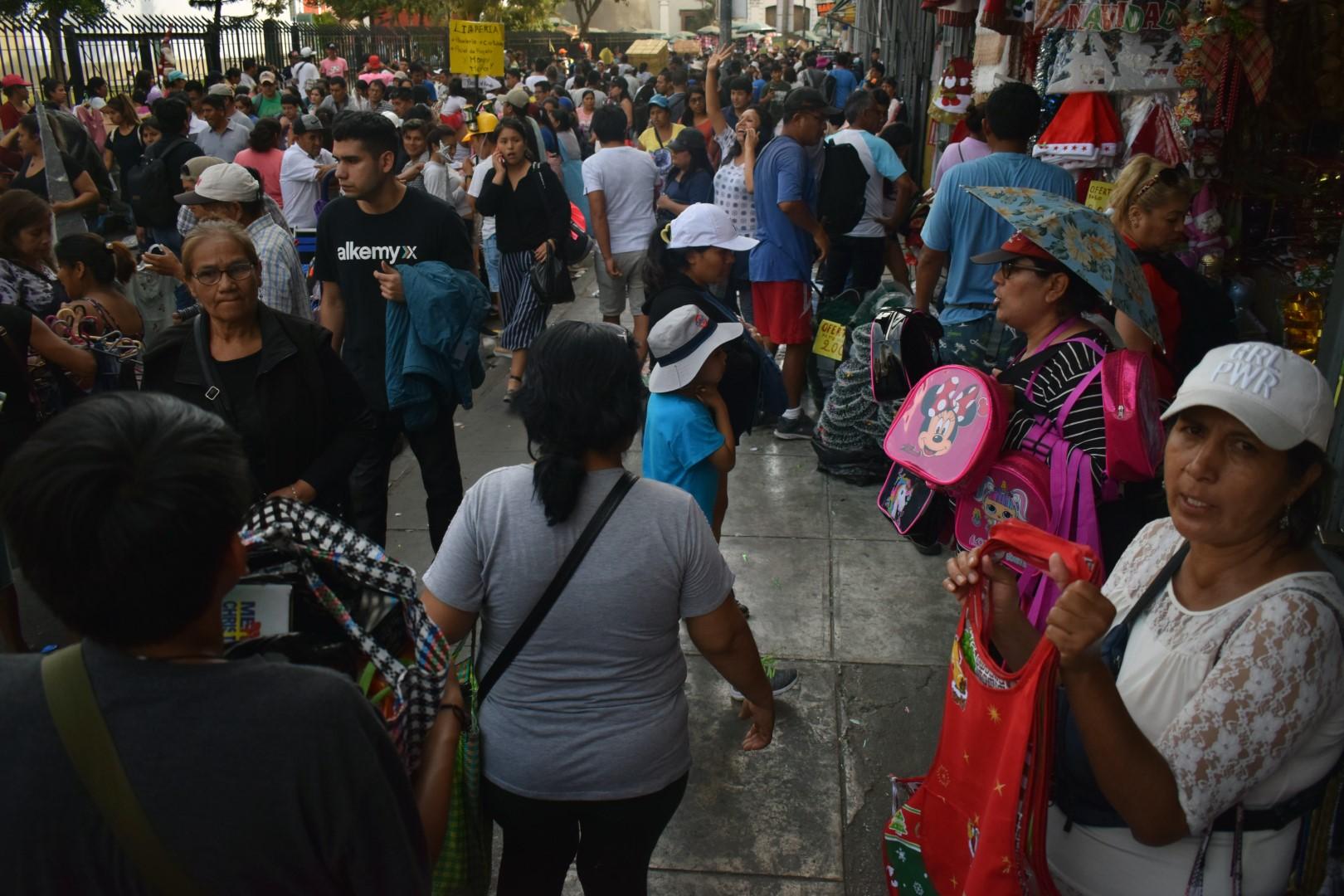 Barrio Chino, Lima