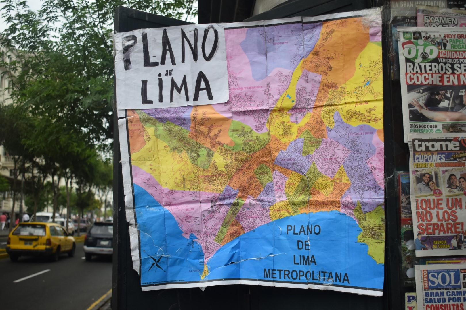 Avenida Bolivia, Cercado de Lima