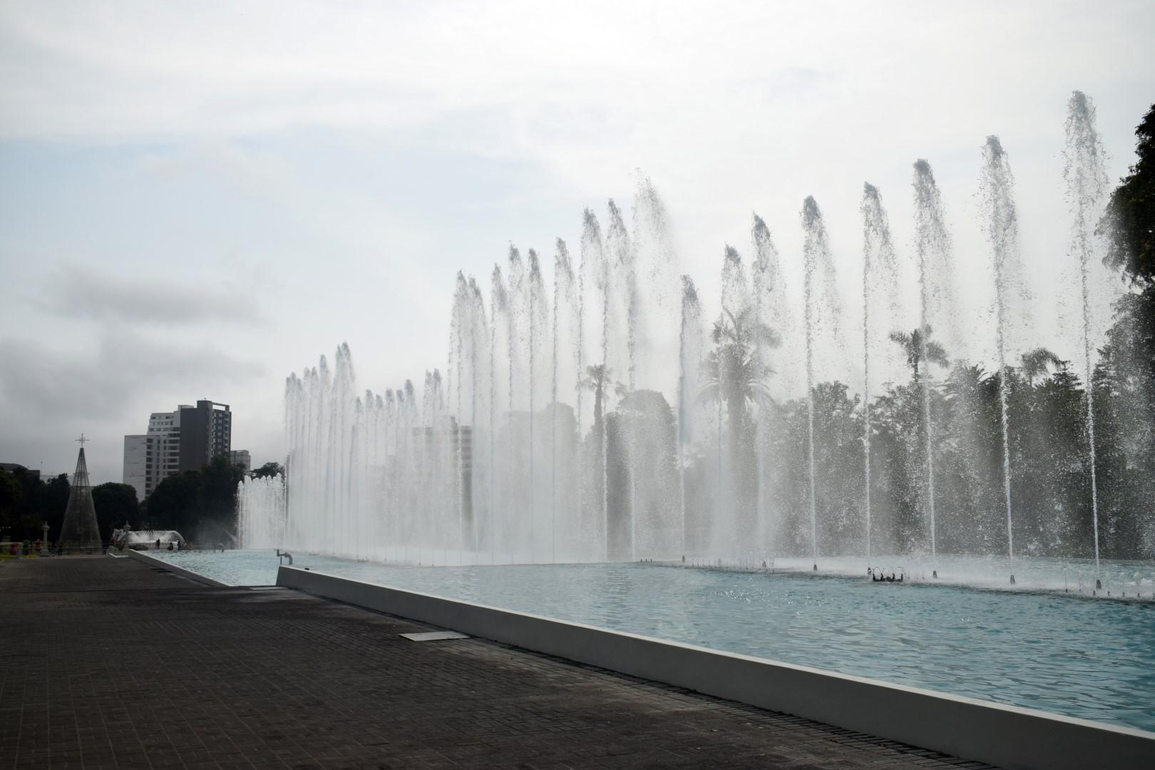 Circuito Mágico del Agua, Cercado de Lima