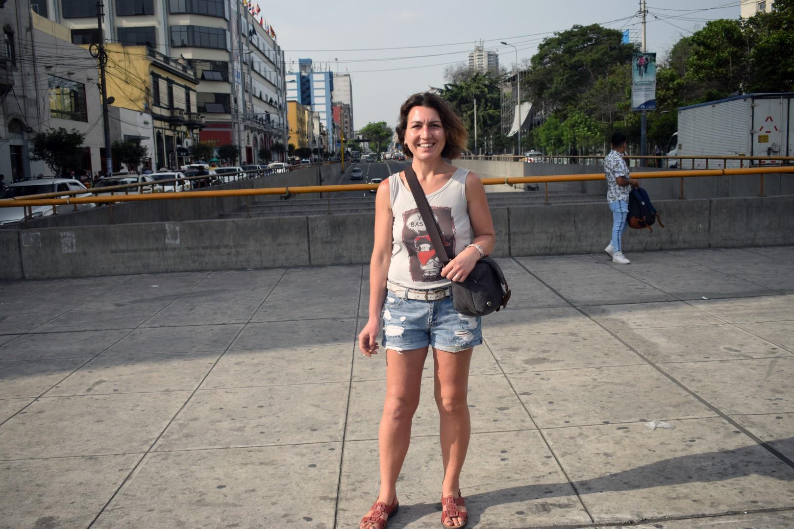Av. 28 de Julio, Cercado de Lima