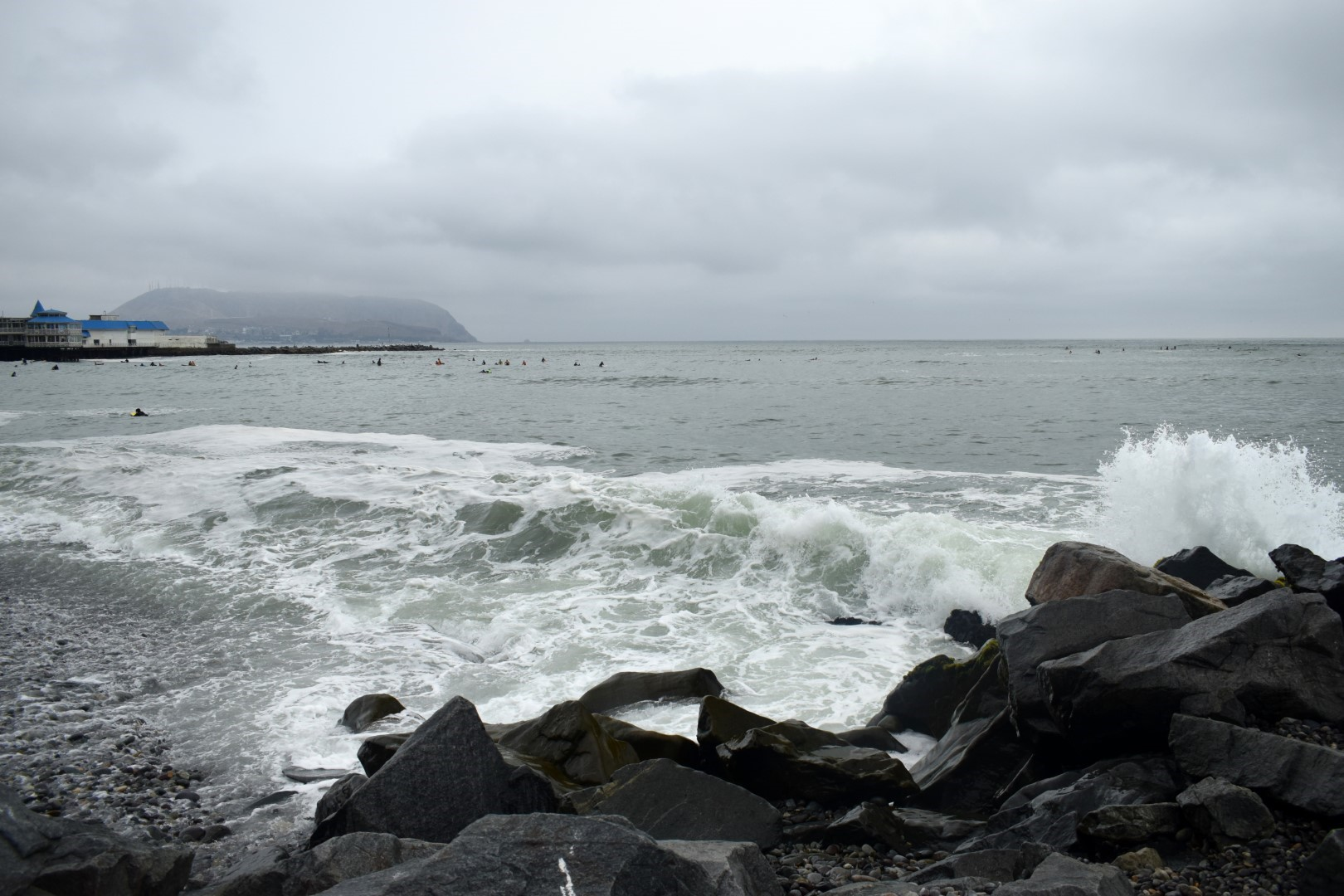 Miraflores Beach Viewpoint