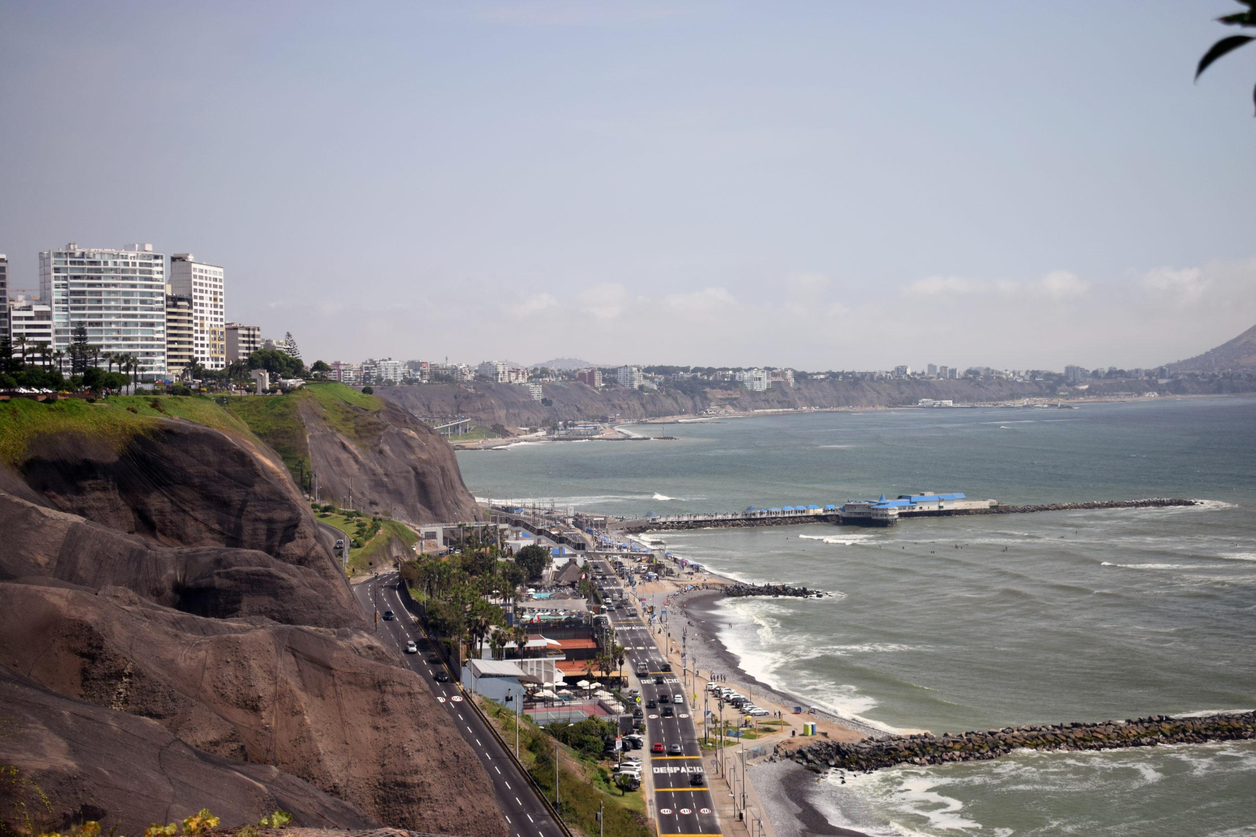 Parque del Amor, Miraflores