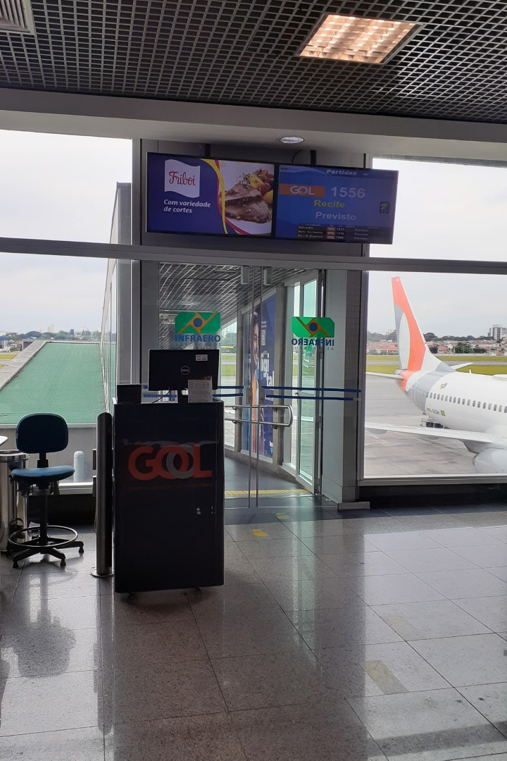 Congonhas Airport, São Paulo