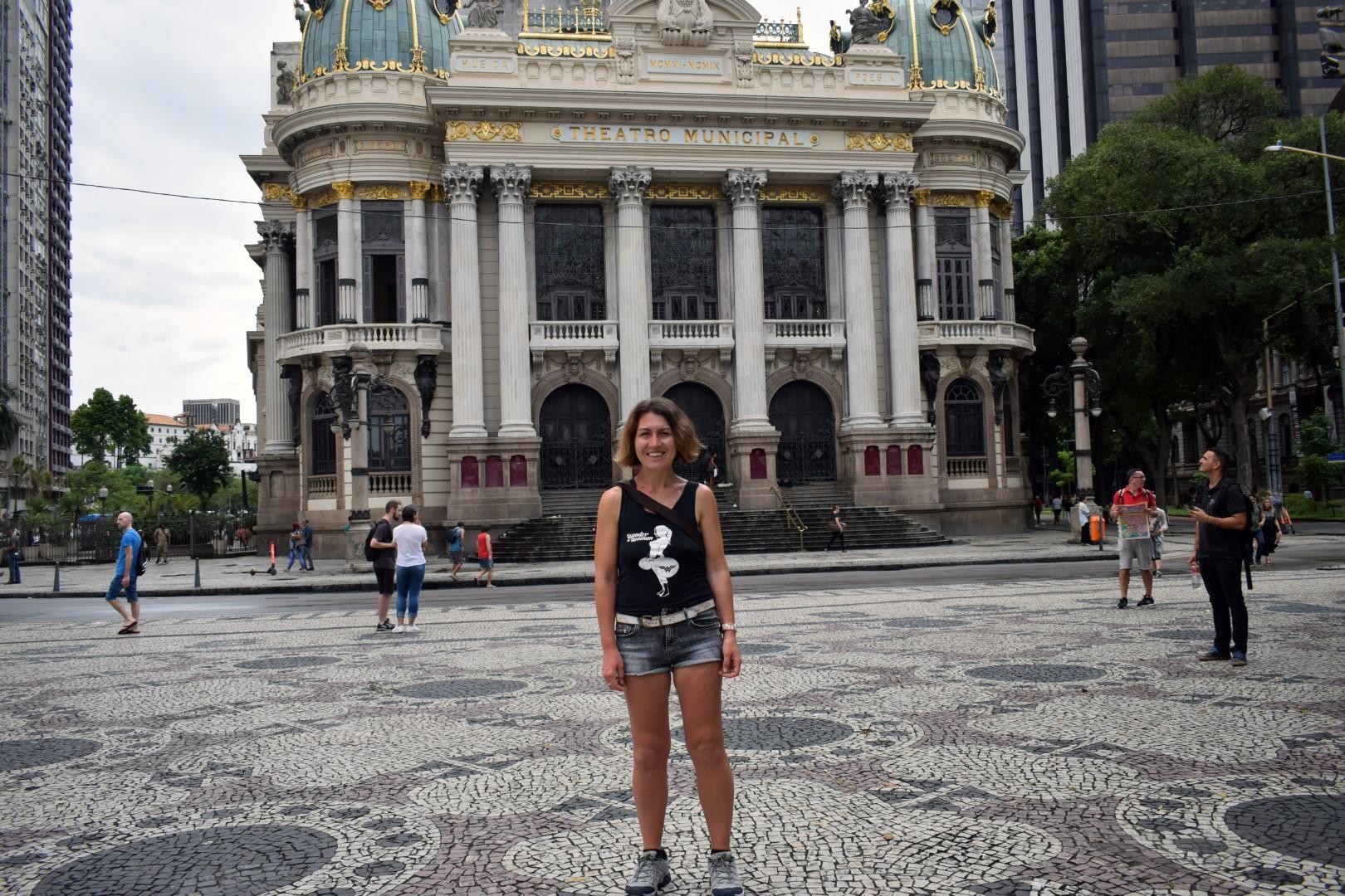Praça Alagoas, Centro, Rio de Janeiro