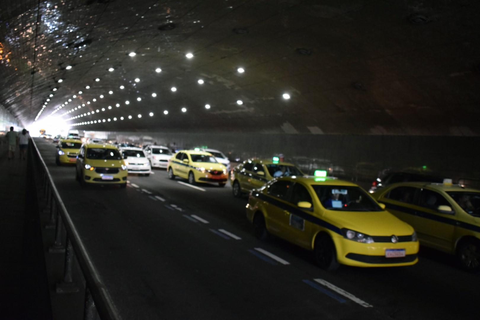 Túnel Eng. Marquês Pôrto, Humaitá, Rio de Janeiro