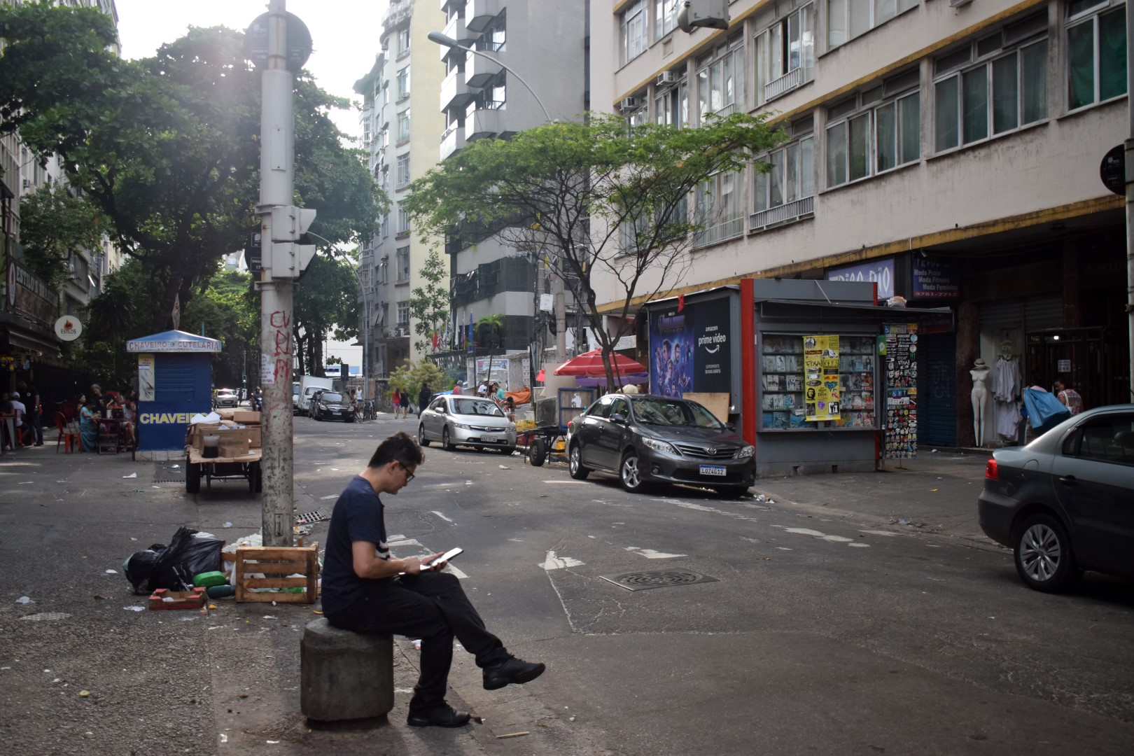 R. Francisco Sá, Copacabana, Rio de Janeiro