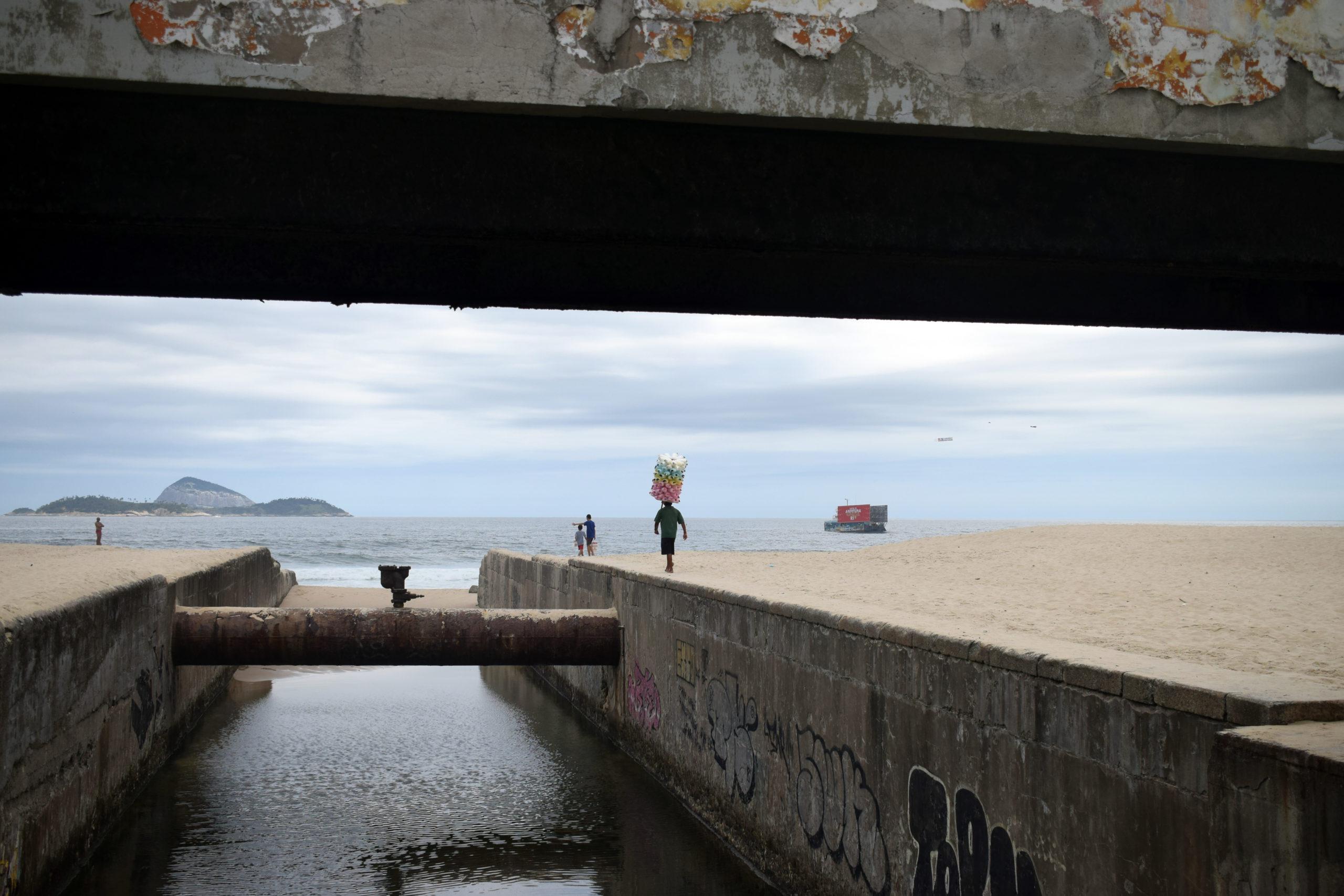 Praia do Leblo,n Leblon, Rio de Janeiro