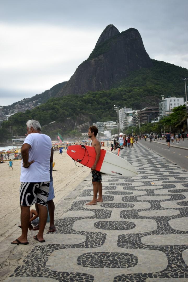 Av. Vieira Souto, Ipanema, Rio de Janeiro