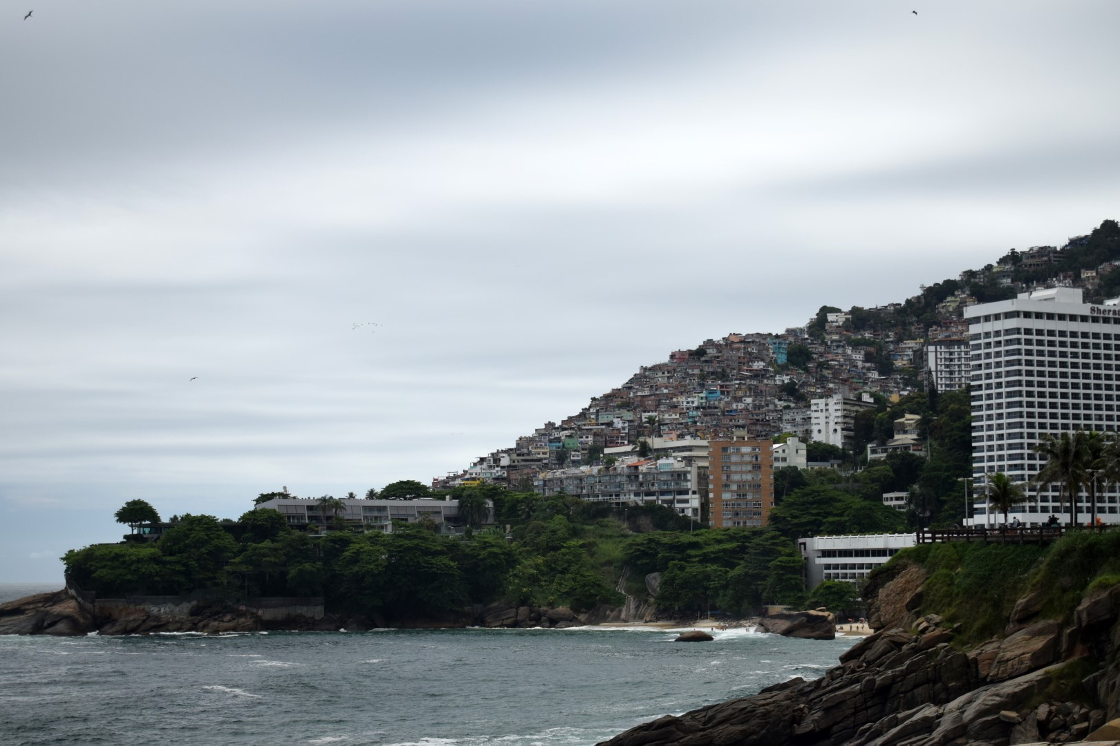 Mirante do Leblon, Av. Niemeyer, Leblon,, Rio de Janeiro