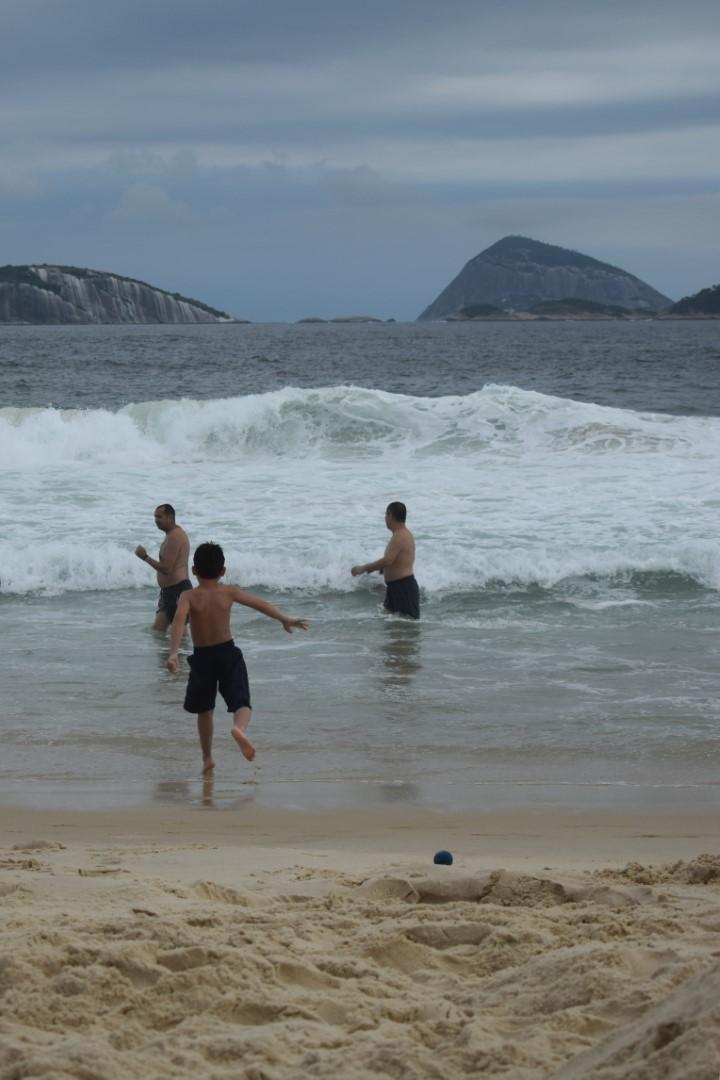 Praia de Ipanema, Ipanema, Rio de Janeiro