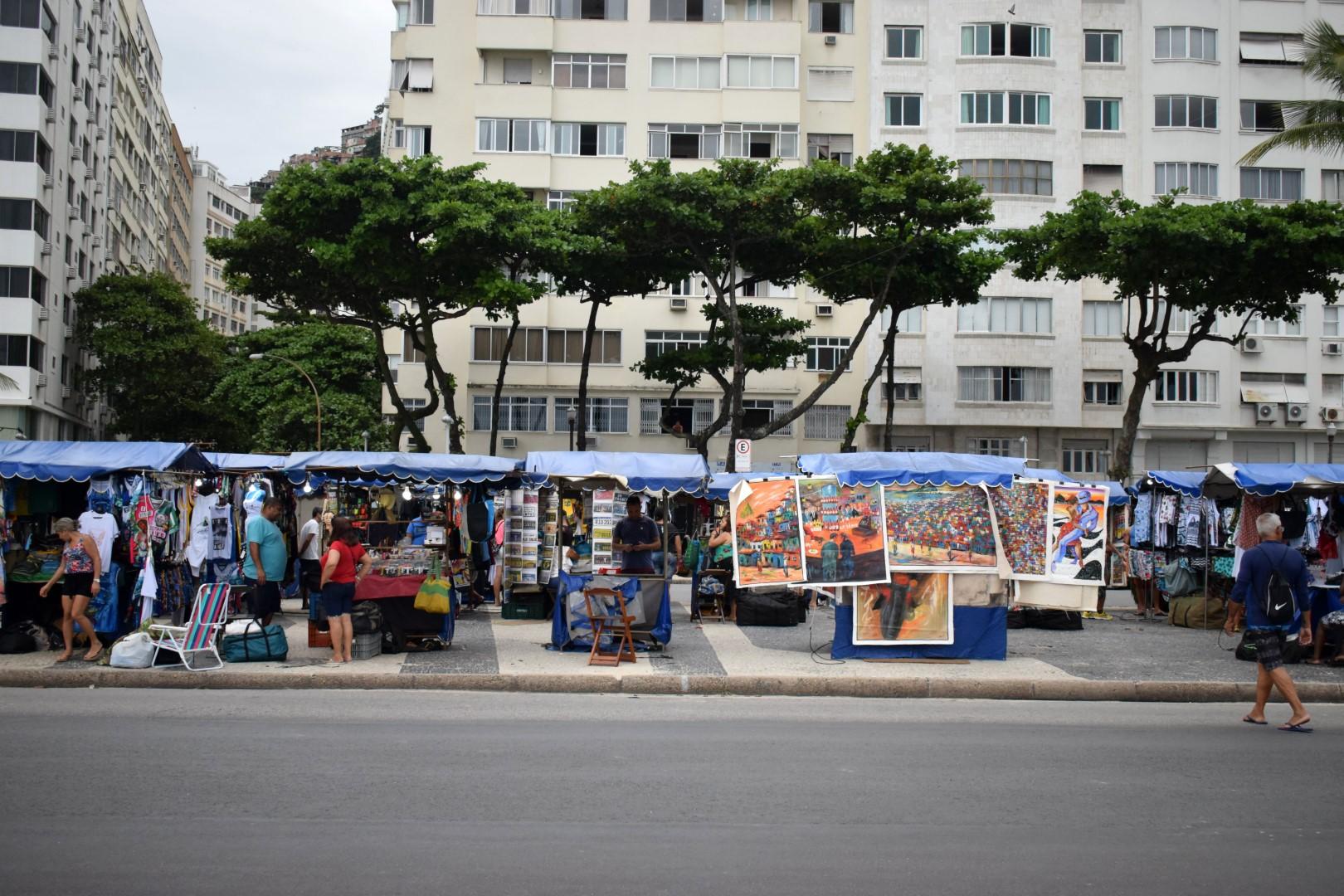 Av. Atlântica, Copacabana, Rio de Janeiro