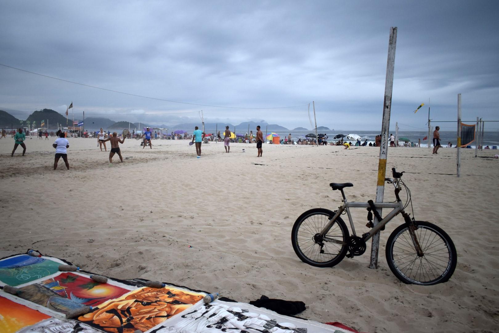 Praia de Copacabana, Copacabana, Rio de Janeiro